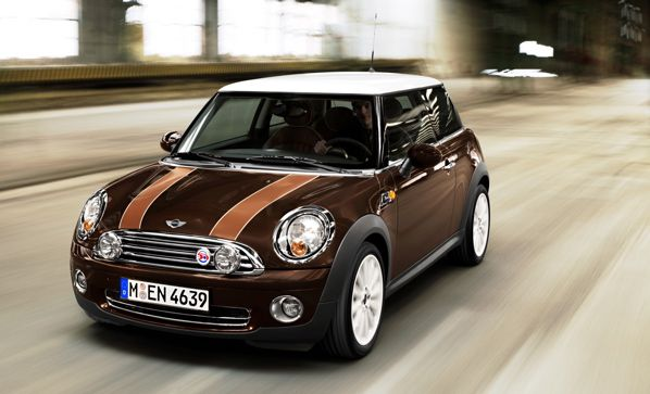 To celebrate 50 years, Mini created unique packaging for the Mini Cooper S available only for one year. The 50 Mayfair Special Edition costs $5,000 more ($10 more per year celebrated) but enthusiasts won't mind
