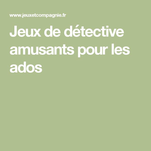 Bien connu 10 best Jeux images on Pinterest | Children games, Animation and  JR38