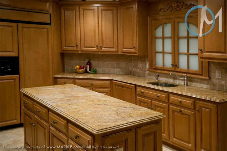 The granite featured is golden valley the ornate for P kitchen dc united