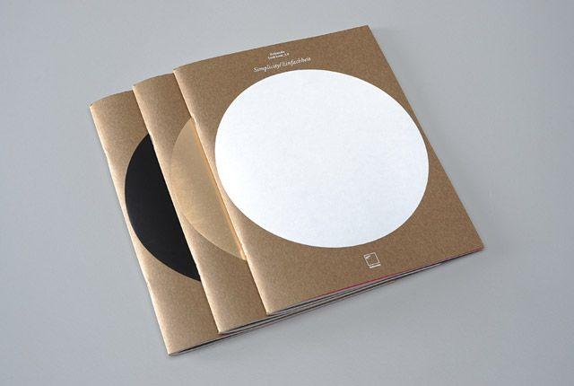 gold + circular