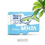 MIXZA TOHAOLL Ocean Series 32GB Micro SD Memory Card