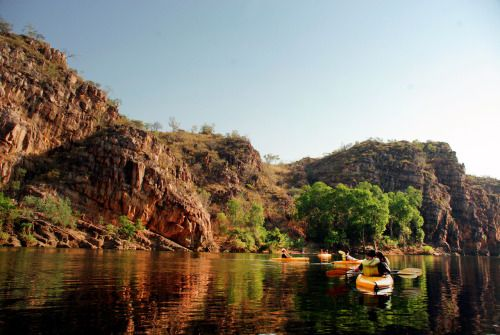 Katherine Gorge, Nitmiluk National Park | Australia (Submitted and taken by fromcanada-eh, Thank you!)