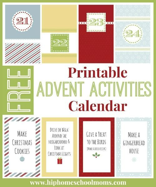 Best 25 Advent Activities Ideas On Pinterest Advent