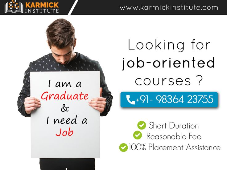 Looking for#job-oriented course in #Kolkata? Dial: +91-9836423755 and learn about various opportunities. Visit: http://goo.gl/MCCbKc