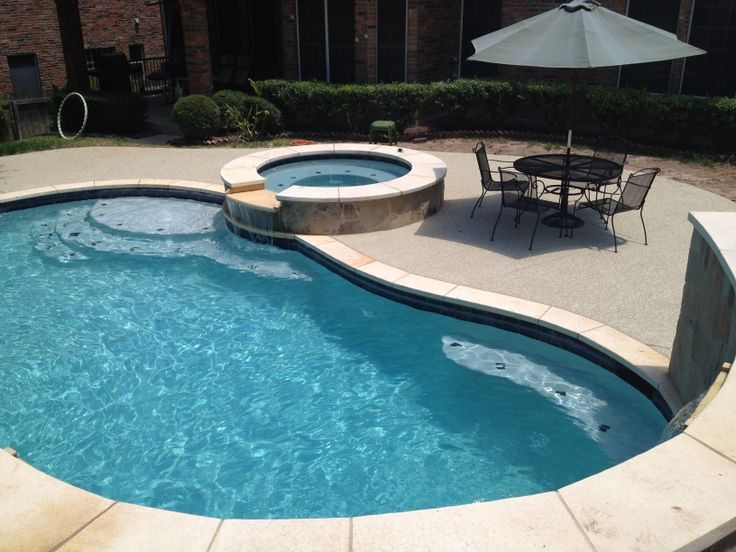 100 ideas to try about pools and decks pool spa pool for Spa builders