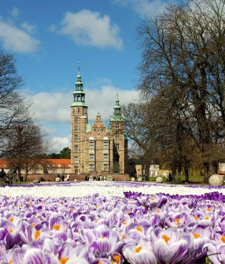 Rosenborg, Kobenhavn, Danmark