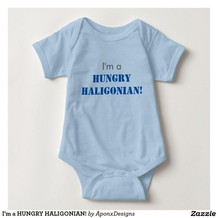 I'm a HUNGRY HALIGONIAN!
