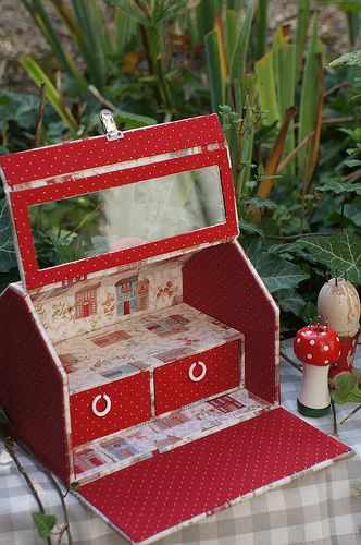 Ma petite maison by Les photos de Vero, via Flickr
