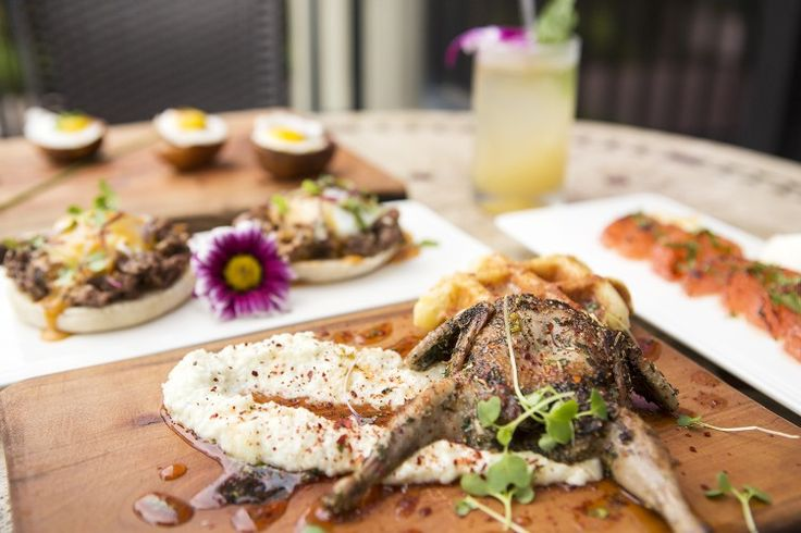 European-Inspired Brunch at Apothecary Cafe in Austin, TX - A Taste of Koko
