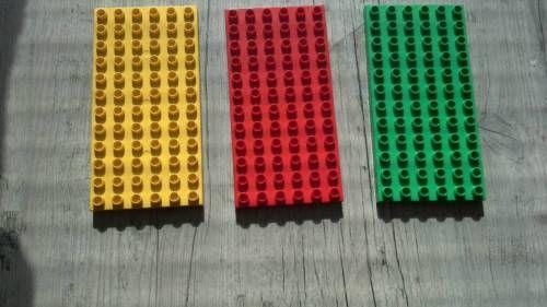 Lego Duplo Set Bauplatten Sammlung in Hamburg