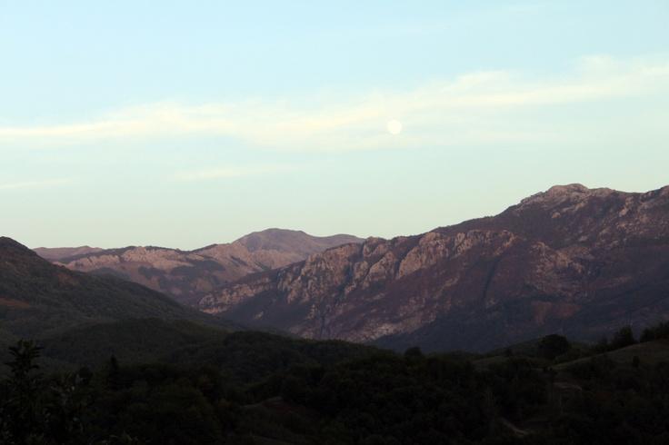 canionul Moraca Muntenegru