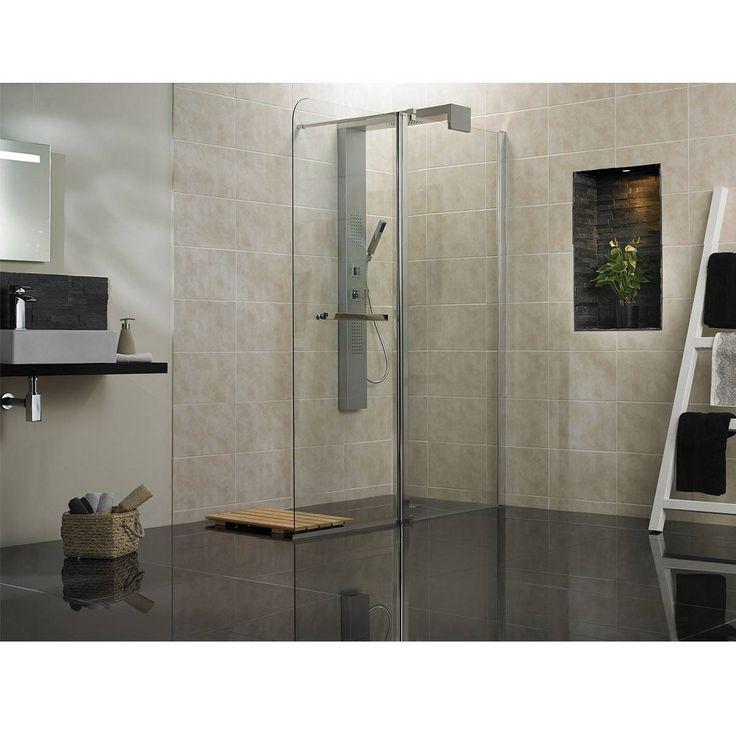 V8+ Designer Walk In Enclosure 1600 x 800