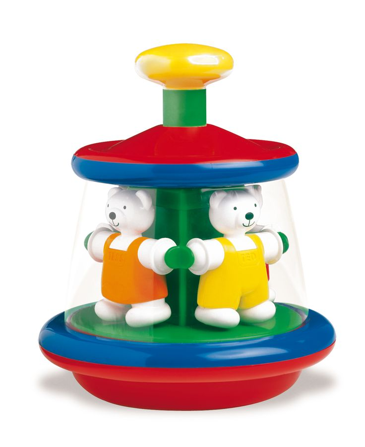 Ted & Tess Carousel by Ambi Toys