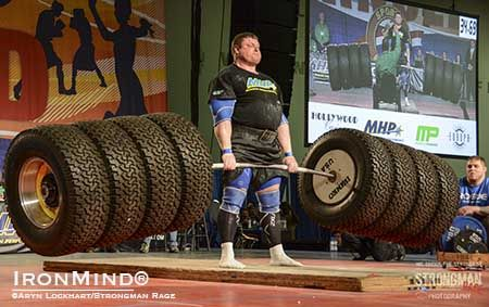 Zydrunas Savickas: Arnold x 7 Done, Ready for World's Strongest Man