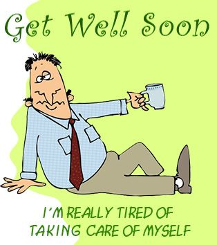 Samples of Get Well Messages