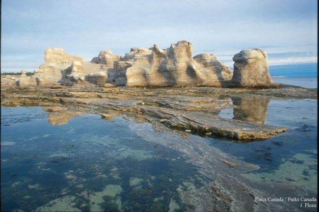 Mingan Archipelago National Park, Quebec, Canada