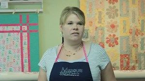 T-shirt Quilt tutorial- Missouri Star Quilting company