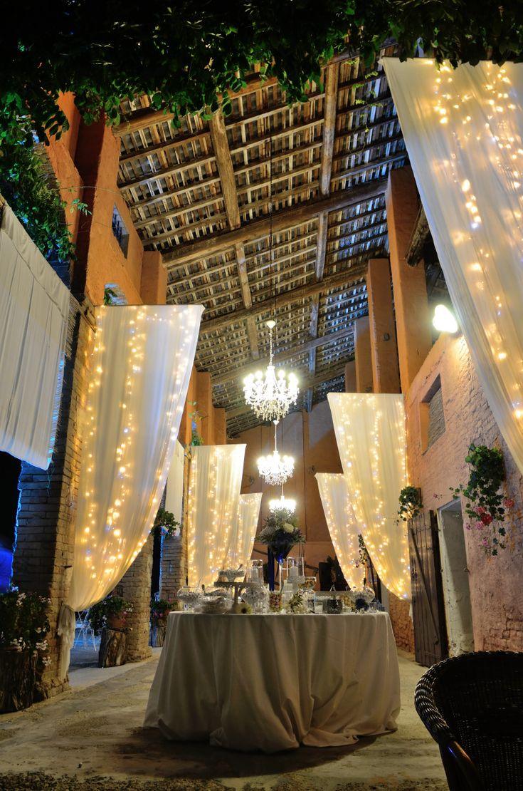 Portico della barchessa, Corte Dei Paduli - Wedding Location - Reggio Emilia, Italy.