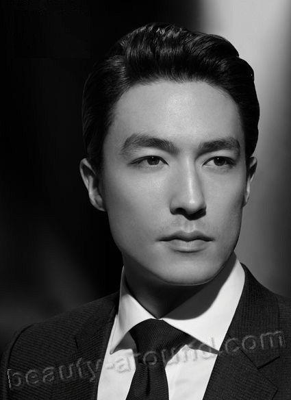 Дэниел Хенни / Daniel Henney самый красивый корейский актер фотогаллерея