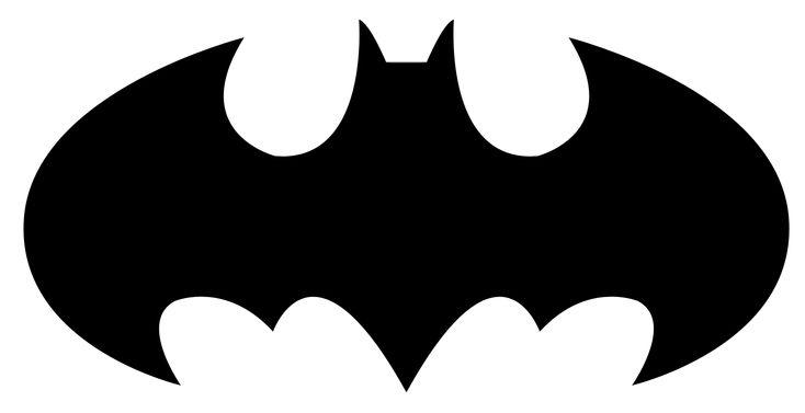 Batman Logo Circleless by MachSabre.deviantart.com on @deviantART