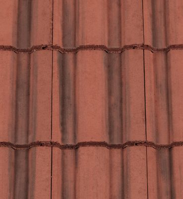 Redland Renown Roof Tiles – Roofing Outlet. Superb value for money. Farmhouse Red colour.
