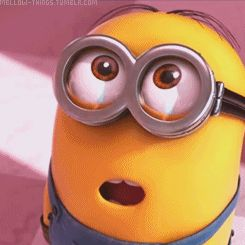30 Ways Interns Are Just Like Minions--Now hiring for part-time Minionships...*REALLY CUTE AND CREATIVE!  *Click for 30 gifs.