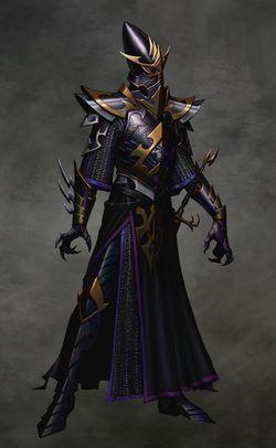 Warhammer Dark Elf Bleaksword