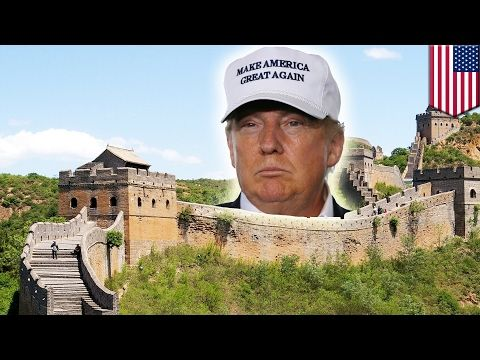 Trump Mexico Wall Will Cost $22 Billion, Take 3.5 Years to Build - YouTube