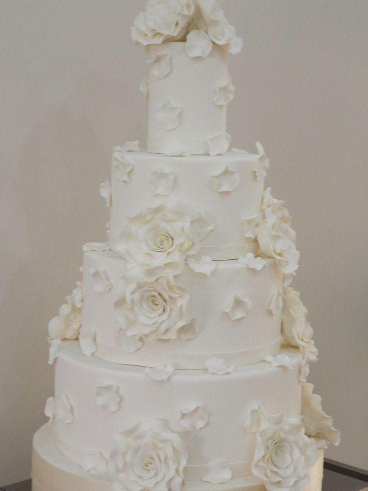 düğün pastası-wedding cake
