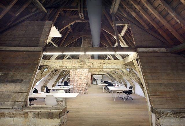 De Vylder Vinck Taillieu - Offices for Famous 2