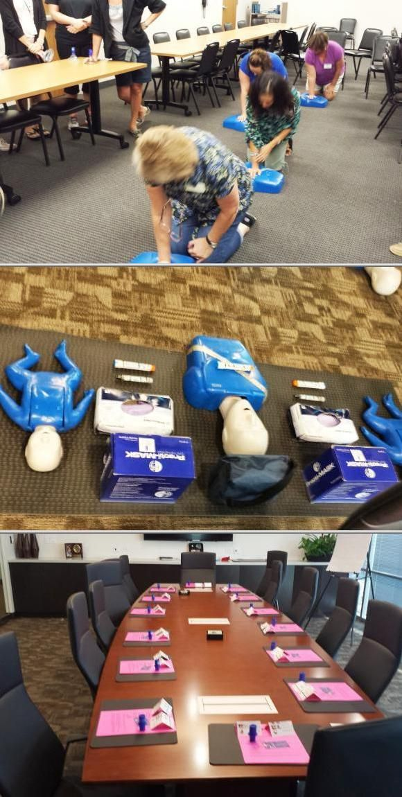 This business provides AHA-certified CPR courses. They are among the CPR instructors who also offer basic life support and first aid classes.