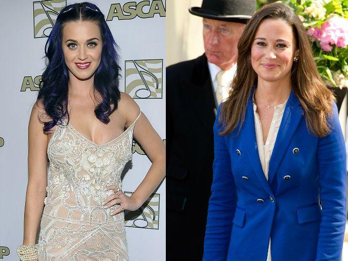 Las reinas del escenario pop. Rihanna y Katy Perry; así como las actricess Megan Fox y Mila Kunis, y la socialité Pippa Middleton figuran en la lista de las 100 Mujeres más Sexys del Mundo 2012.  El reporte, que cada año elabora la revista FHM , lo lidera la cantante y actriz británicaTulisa Contostavlos, e incluye entre las 20 figuras más sensuales a Rihanna (3) , Katy Perry (6) , Megan Fox (7) y Pippa Middleton (11) .