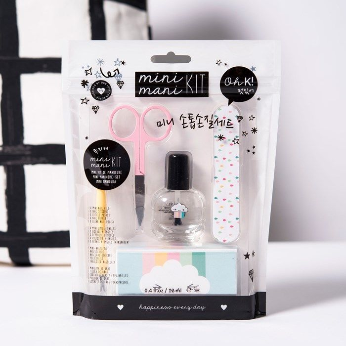 Oh K! Mini Mani Kit | GettingPersonal.co.uk