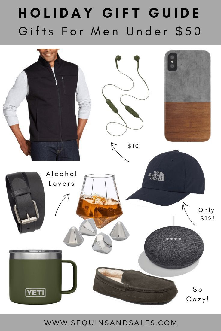 Holiday Gift Guide Gifts For Men Under 50 Holiday Gift Guide