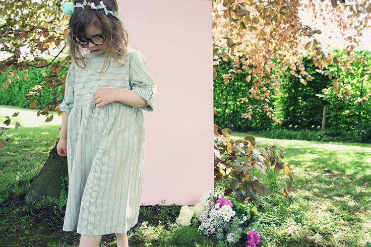 Agatha Dress Pierrot la Lune Petit sweet pour Motherlygrey