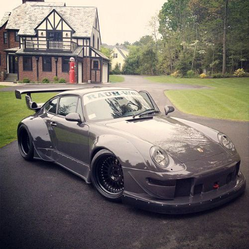 Rauh-Welt Begriff Porsche. The perfect mix of Japan & Euro Tuning source