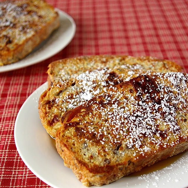 cranberry wild rice bread (made famous in my hometown, Duluth MN, served as french toast)