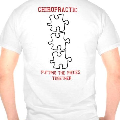 CHIROPRACTIC TEE SHIRT #acupressure #acupuncture # ...