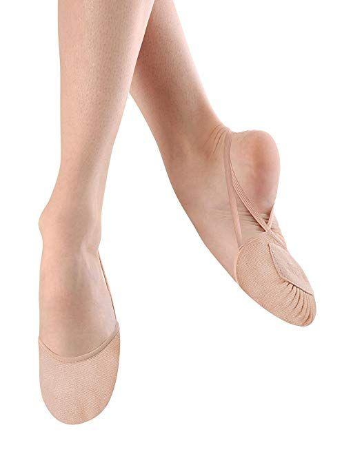 Bloch Dance Womens Eclipse Canvas Contemporary Ballet Shoe