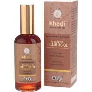 Khadi Pink Lotus Oil