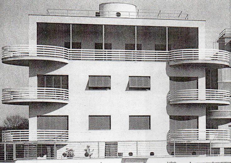 Adalberto Libera / Villino tipo A, Roma / 1932-1934