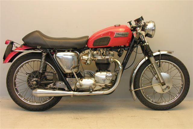 Triumph Bonneville T120 Pg 141