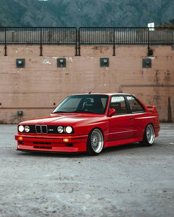 BMW M3 E30 😈 @bmw_mercedes_magazine # bmwm3 # bmwe30 # e30club # bmw3er # mpower # bmwclassic️ # 3er # e30owner # CAtuned # UltimateKlasse # bmweurope # bmwm3…