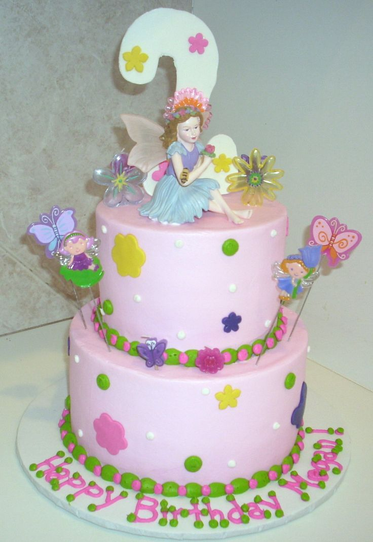 334 best fairy birthday party images on pinterest for Fairy garden birthday cake designs