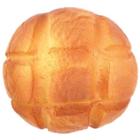 squishy grande pagnotta marrone Jumbo kawaii Kiibru