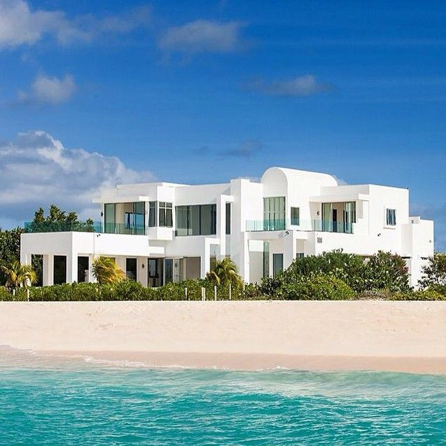 25 beste idee n over beach mansion op pinterest for Dream home nl