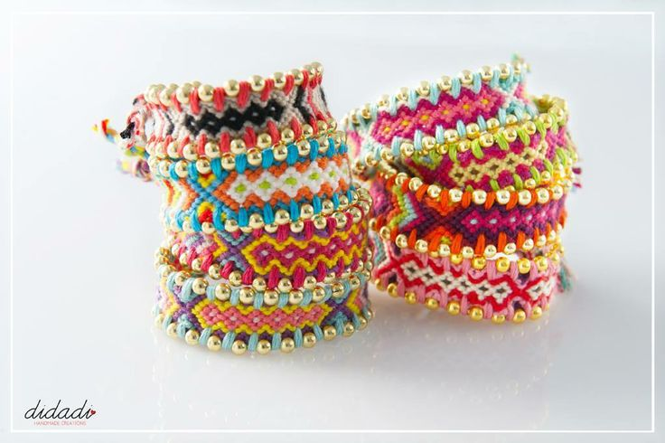 #Didadi #Friendship #Bracelets at #Omberon © Vicky Lafazani