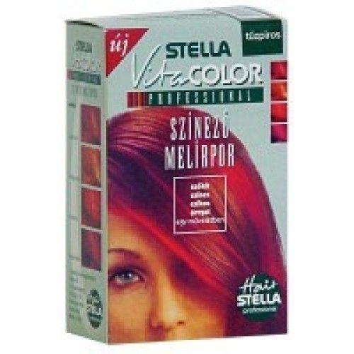 Vitacolor színező melírpor rézvörös, festett és természetes hajhoz is használható. Használat után a haj lágy és fényes marad.  http://fodrilla.hu/index.php?route=product/product&path=2_29&product_id=1352