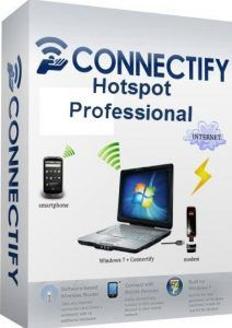 Connectify Hotspot Pro 2017 Serial Key [Crack] Free Download