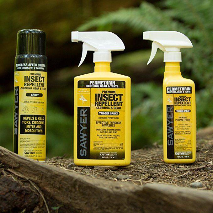 Amazon Com Sawyer Products Sp602 Premium Permethrin Clothing Insect Repellent Aerosol Spray 9 O Insect Repellent Insect Repellent Spray Deet Insect Repellent
